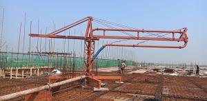 常熟椒江滨海开发区,混凝土布料机